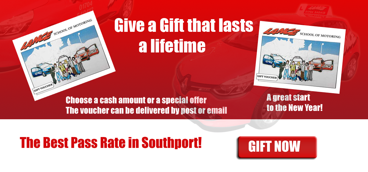 Gift Vouchers - give a gift that will last a lifetime!